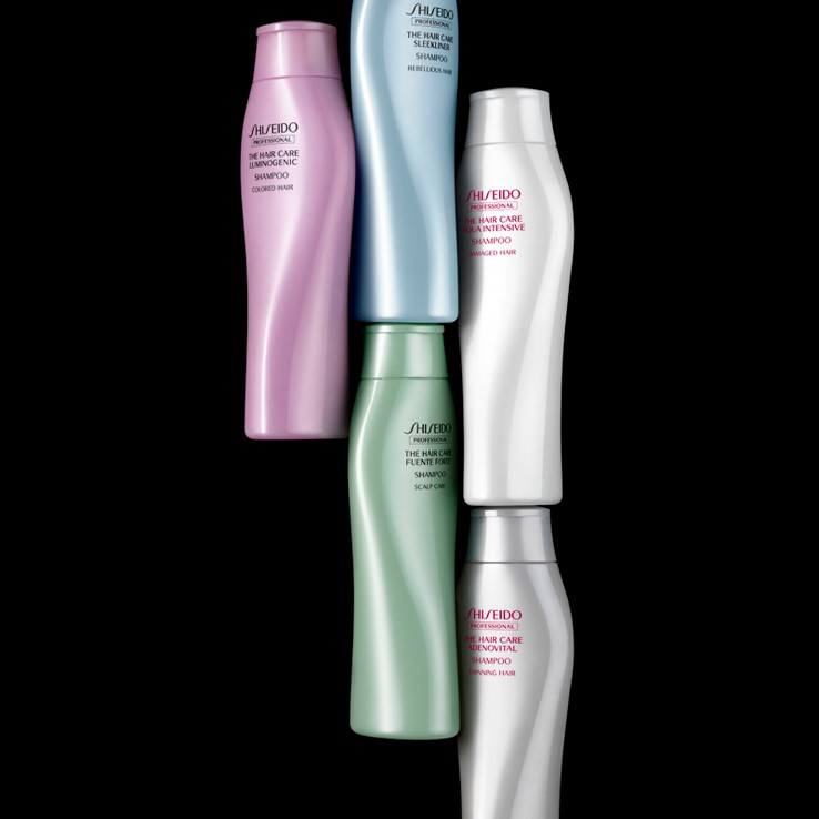 2012|SHISEIDO PROFESSIONAL THE HAIR CARE